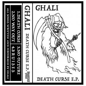 Ghali Death Curse EP Cassette Tape Final